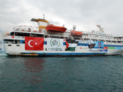 Freedom flotilla ready to break the Gaza Strip blockade