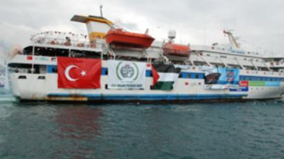 Israel allows foreign experts into humanitarian flotilla raid investigation