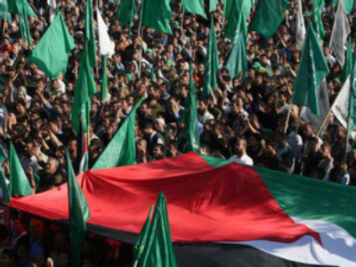 The Palestinian political nation