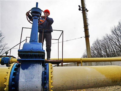 Gazprom denies Kiev gas debt paid