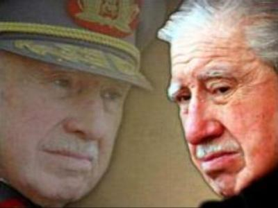 General Pinochet suffers heart attack