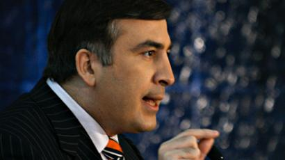"Georgia ""unacceptably poor"" under Saakashvili"