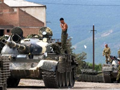 Georgia – South Ossetia crisis timeline – 15 August
