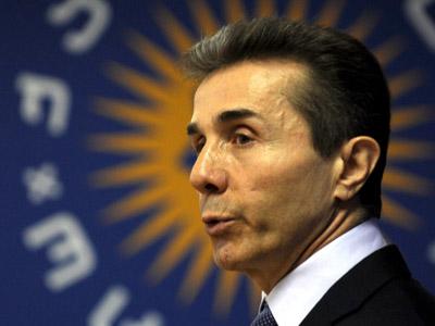 One of Georgia's richest men, Bidzina Ivanishvili (AFP Photo/Vano Shlamov)