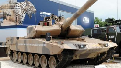 Qatar plans to buy 200 German tanks – newspaper