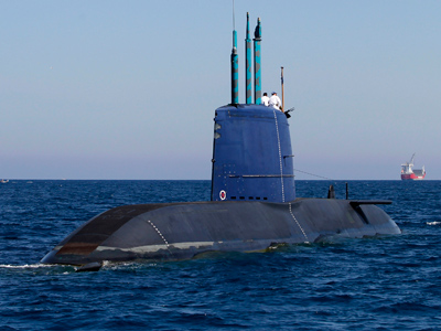 Germany sells Israel nuke-ready submarines - report