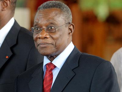 Ghana's President    John Atta-Mills. (AFP Photo / Issouf Sanogo)