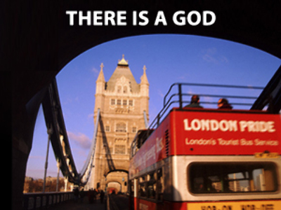 God to appear on London buses