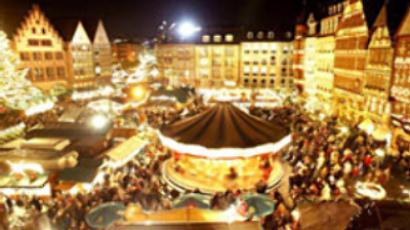 Christmas market, Frankfurt am Main
