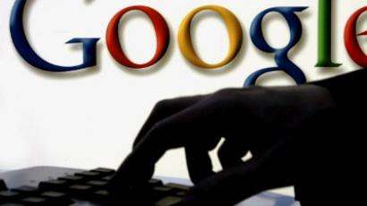 Google EU row. (AFP Photo DDP/ Torsten Silz Germany Out)
