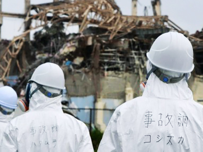 Japanese government too slow - IAEA