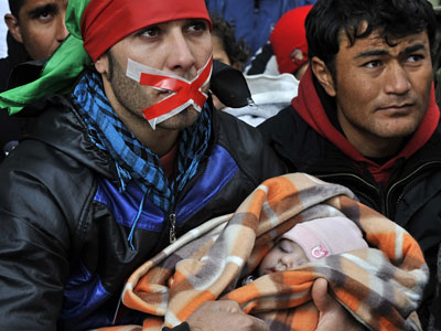 Greece abuses refugees, violates their human rights and EU law - Amnesty International