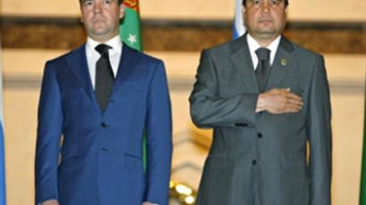 Turkmenistan: an oasis in the crisis