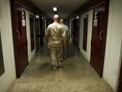 Guantanamo detainee found dead in his cell