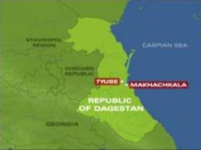 2 gunmen killed in Dagestan police operation