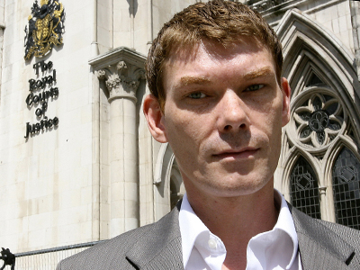 Gary McKinnon (AFP Photo / John D Mchugh)