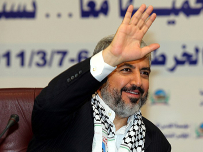 Hamas leader Khaled Mashaal to step down