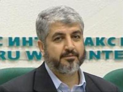 Hamas objectives remain unchanged: Khaled Mashaal