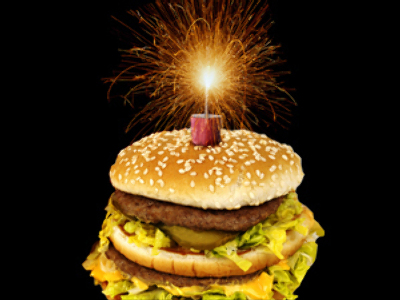 Have a nice 15 years! McDonald's bomber sentenced