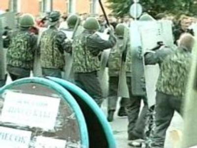 Hearings into Kondopoga riots held