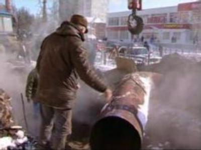 Heating restored in Elektrostal, Moscow region