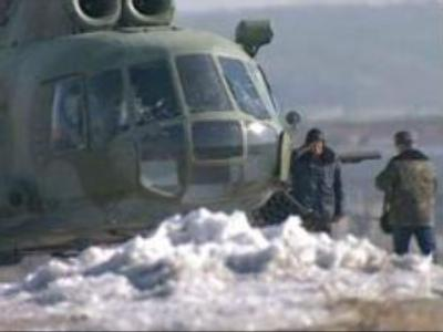 Helicopter crash in Russia's north: two bodies found