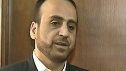 Ammar Al-Mussawi, the head of Hezbollah's International Relations.