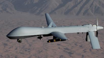 US Air Force handout image of a Predator drone (Reuters / U.S. Air Force / Lt Col Leslie Pratt / Handout)