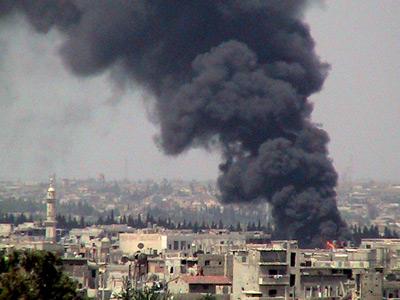 Homs rebels: Army must leave, or we'll start killing civilians (Op-Ed)