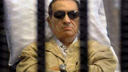 Hosni Mubarak (AFP Photo / Str)