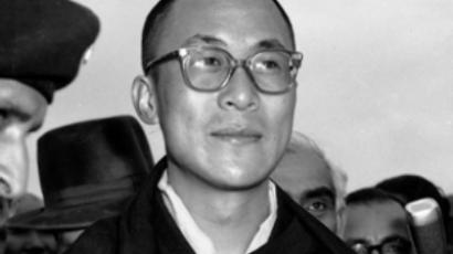 The 14th Dalai Lama, Tenzin Gyatso in 1959