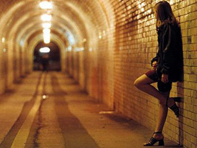 Human trafficking in UK on the rise