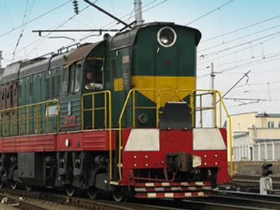 Hungry meddler hijacks locomotive