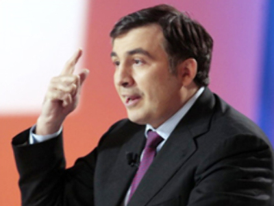 I won't for run president again – Saakashvili