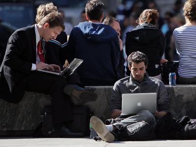 One country, a million societies: Facebook, broadband create social upheaval in UK