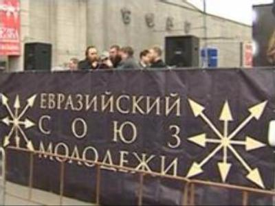 Imperial March staged in Moscow