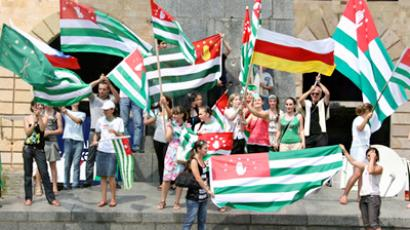 Abkhazia slams UN resolution on refugees