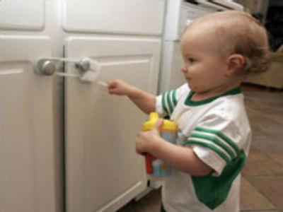 Infant missing in Russia's Krasnodar region