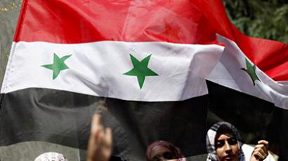 Diplomatic purdah for conflict-torn Syria
