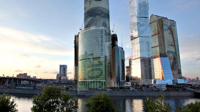 Moscow looking to become financial powerhouse