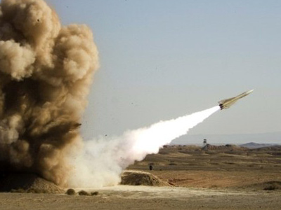 Iran deploys new air defense system with supersonic missile