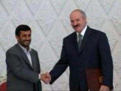 Iran & Belarus discuss economic ties