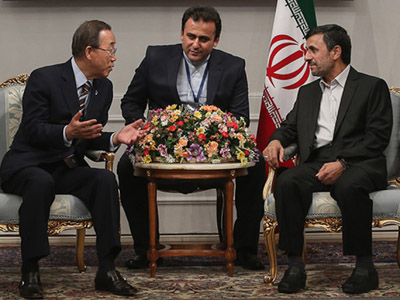 Iran to ask for support on Syrian ceasefire at Non-Aligned Movement summit
