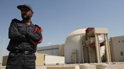 The first unit put into operation at the Bushehr Nuclear Power Plant, Iran (AFP Photo / Valeriy Melnikov)