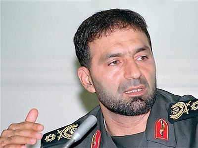 Brigadier General Hassan Moghaddam (Fars News / AFP Photo / Getty Images)