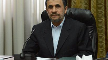 Ahmadinejad: 'I'm ready for direct talks with US if pressure stops'