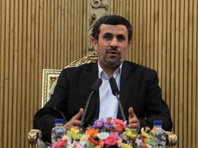 Ahmadinejad ready for nuclear talks