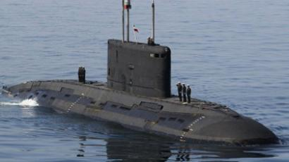 Iran subs poised to torpedo US warships in Gulf (AFP Photo / Jamejamonline / Ebrahim Noroozi)