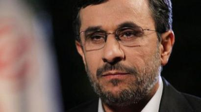 Mahmoud Ahmadinejad  (AFP Photo / HO / Iranian  Presidency Website)
