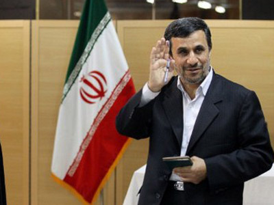 War not necessary to 'destroy' Israel – Ahmadinejad